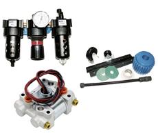 Valves, Lubricators, Speciality Items